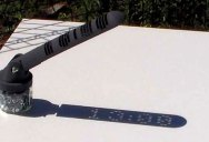 Guy Designs Digital Sundial That You Can 3D Print Yourself