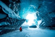 Picture of the Day: Exploring Iceland's Ice Caves