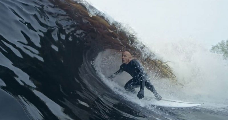 Kelly Slater and Team Just Created the Best Man-Made Wave Ever