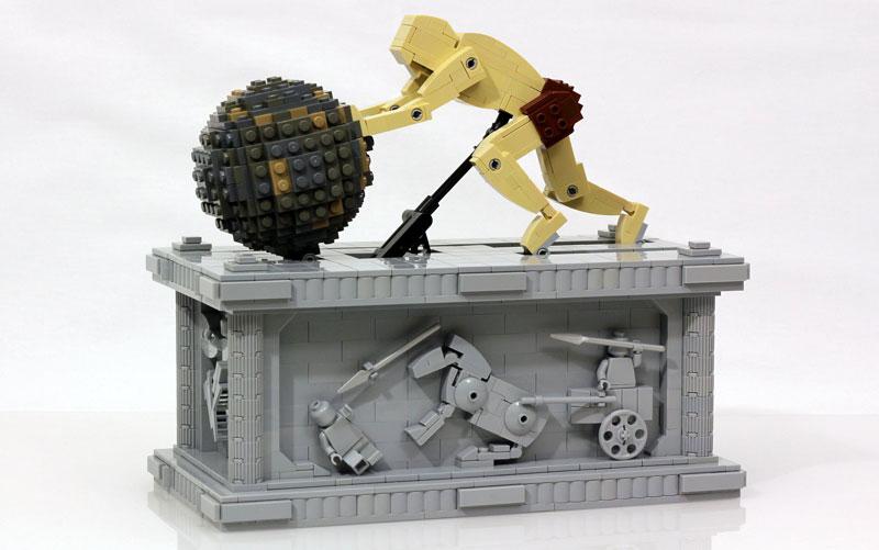 lego sisyphus by jk brickworks jason allemann (5)