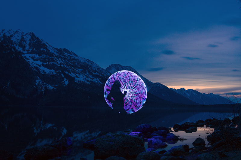 long exposure light painting with led hula hoop by grant mallory (10)