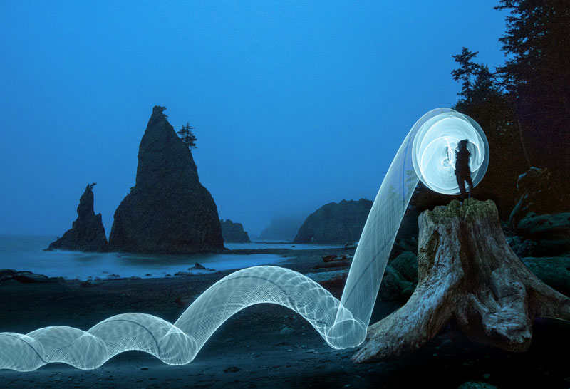 long exposure light painting with led hula hoop by grant mallory (5)