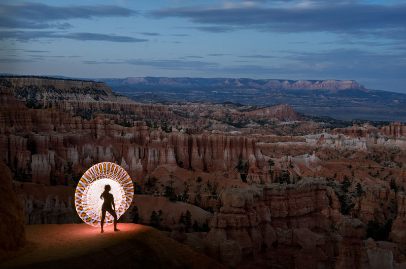 long exposure light painting with led hula hoop by grant mallory (7)