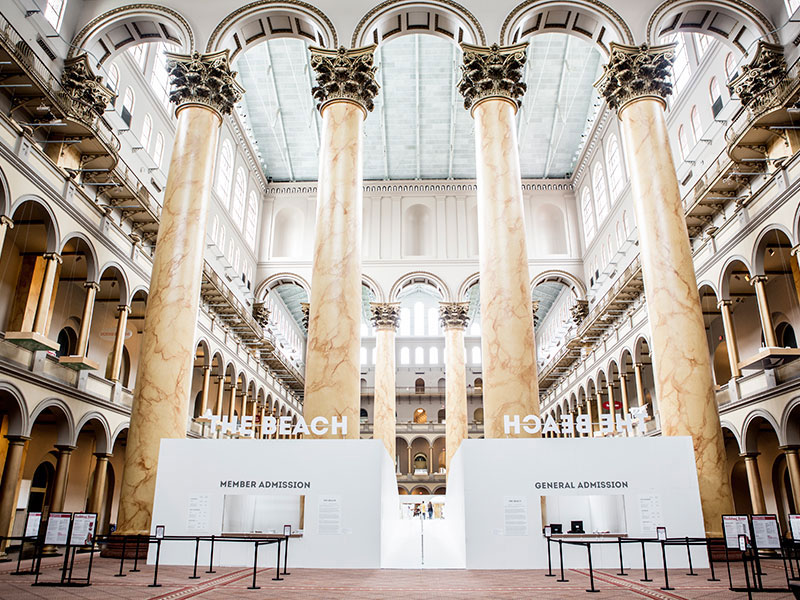 national building museum ball pit by snarkitecture (2)