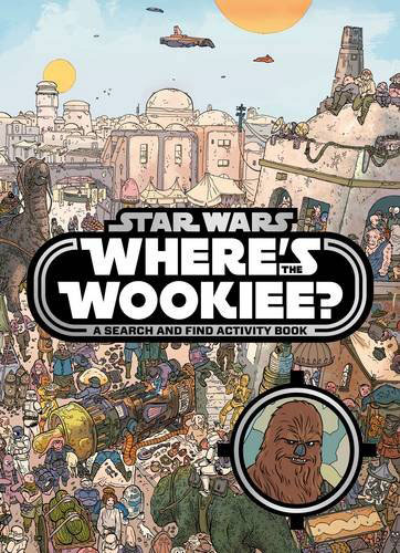 Star Wars Where's the Wookiee Search and Find Book (1)