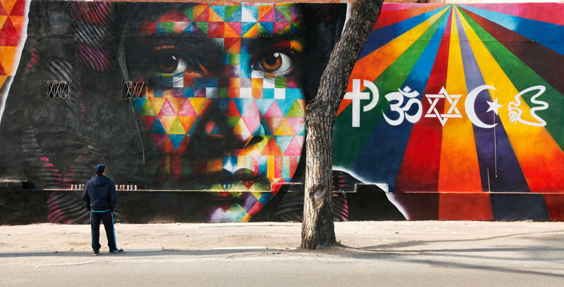 street art portraits by eduardo kobra (3)