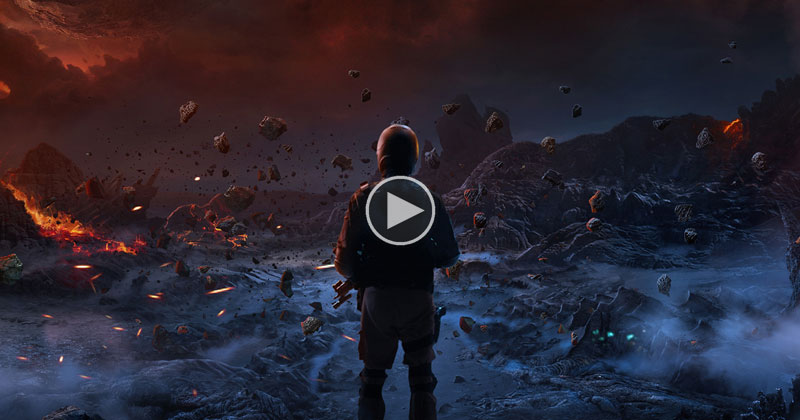 Uncanny Valley: A Dystopian Sci-Fi Short About Virtual Reality