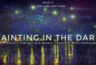 Painting in the Dark: The Struggle for Art in a World Obsessed with Popularity