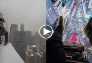 Behind the Scenes with an Urban Explorer in New York