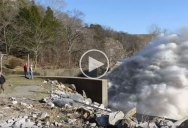 In Case You've Never Seen What 13,000 Cubic Feet of Water Per Second Looks Like