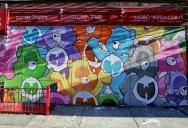 Wu-Tang Care Bears in New York