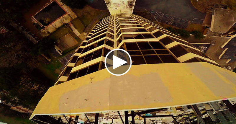 These FPV Drone Racing Pilots are Getting Crazy Good