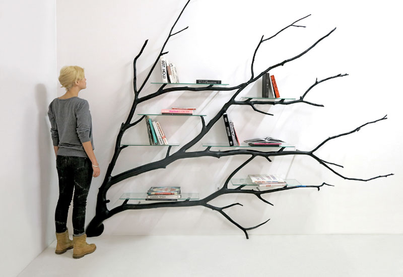 Artist Turns Fallen Branches Into Beautiful Furniture (14 Photos)