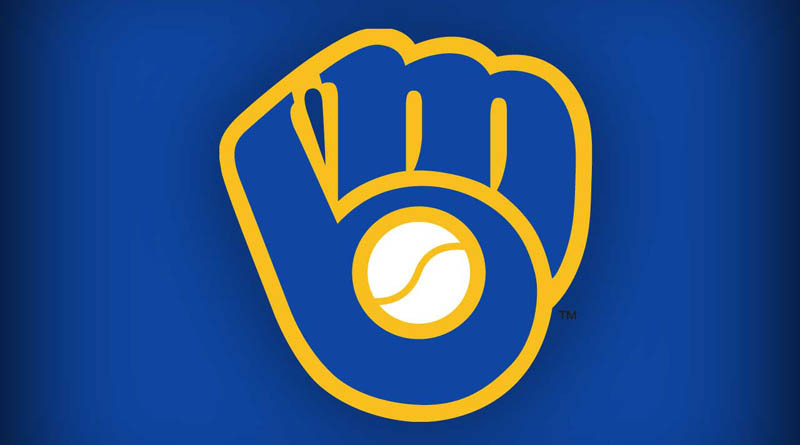 milwaukee brewers logo large 15 Logos That Found a Creative Use for Negative Space