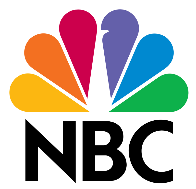 nbc logo large 15 Logos That Found a Creative Use for Negative Space