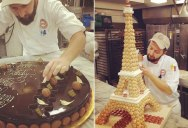This Pastry Chef's Instagram Videos May Cause Hunger