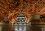 Picture of the Day: Radhuset Station, Stockholm