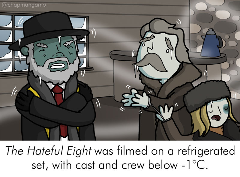 Random Movie Trivia Facts Illustrated by James Chapman (10)