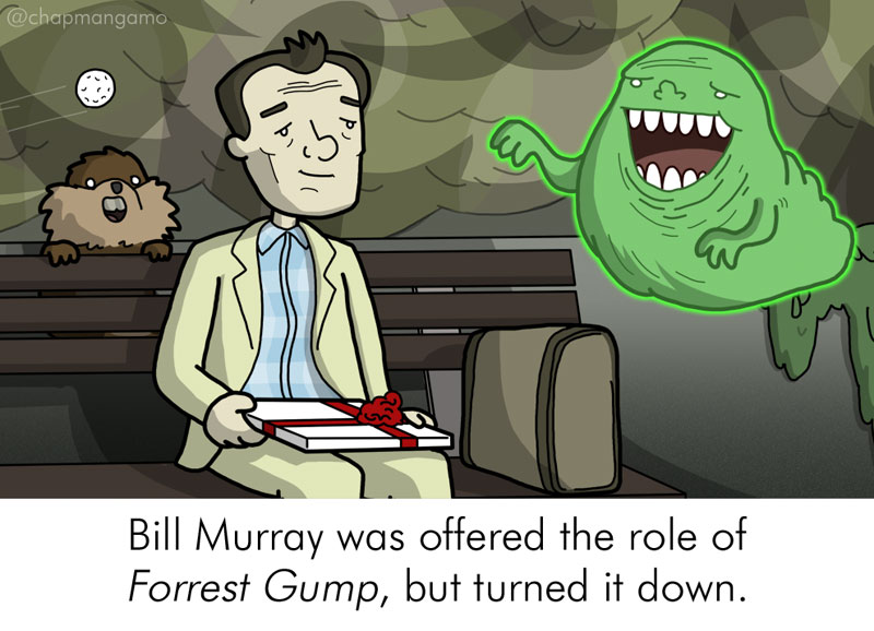 Random Movie Trivia Facts Illustrated by James Chapman (8)