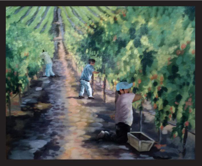 artist alana ciena tillman paints with her mouth (12)