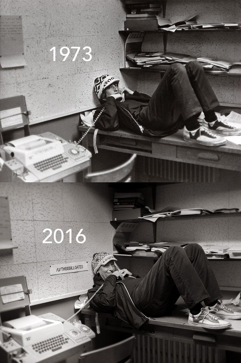 Bill-Gates-Recreates-1973-High-School-Yearbook-Photo-2
