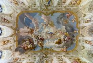 Picture of the Day: The Ceiling Fresco at Seitenstetten Abbey, Austria