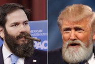 If Presidential Candidates Had Beards (10 Photos)