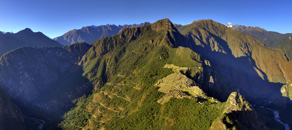 machu picchu zoomed out panoramic from afar Picture of the Day: Zoomed Out Machu Picchu