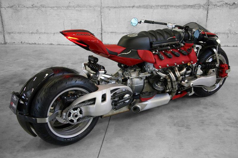 motorcycle powered by maserati engine Lazareth LM 847 (8)