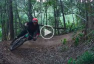 No Music Needs to Accompany This Amazing Mountain Biking Video