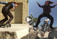 Nobody Skates Like Richie Jackson and That's Why Skateboarding is Awesome
