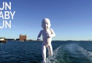 These Guys 3D Printed a Running Baby and Made a Cool Stop Motion Film