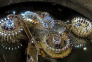 17th Century Romanian Salt Mine Gets Converted Into Wild Tourist Attraction