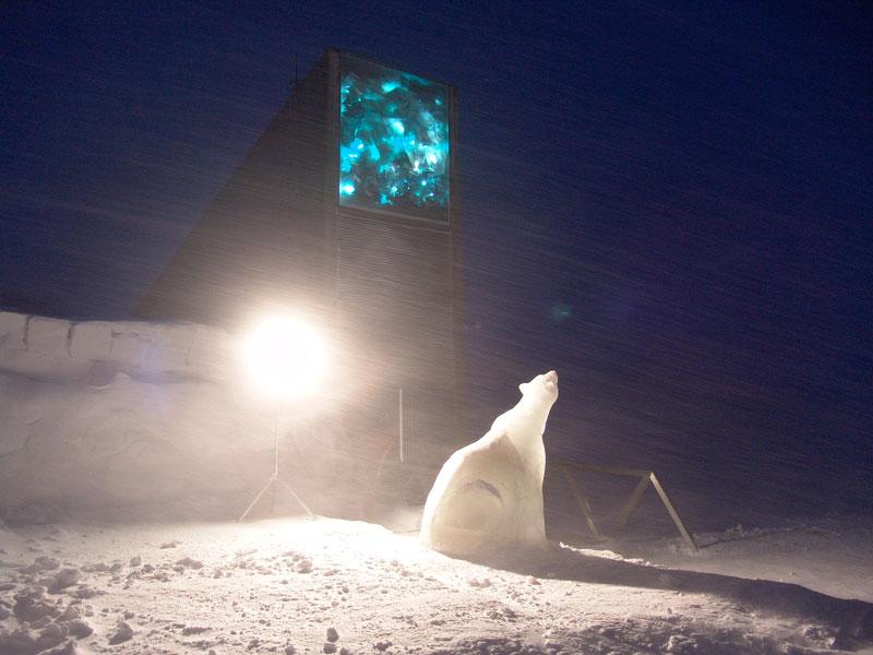 Svalbard Doomsday Global Seed Vault (16)