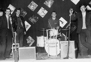 Candid Photos from the Time the Beatles Played to a Crowd of 18 People