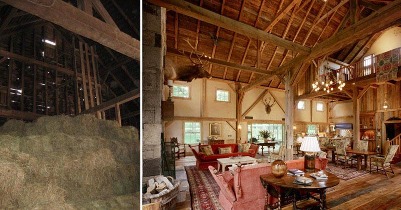 Douglas VanderHorn Architects barn conversion houzz (2)