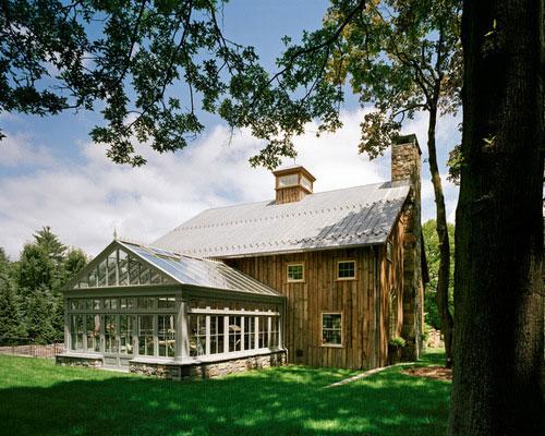 Douglas VanderHorn Architects barn conversion houzz (4)