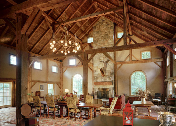 Douglas VanderHorn Architects barn conversion houzz (6)
