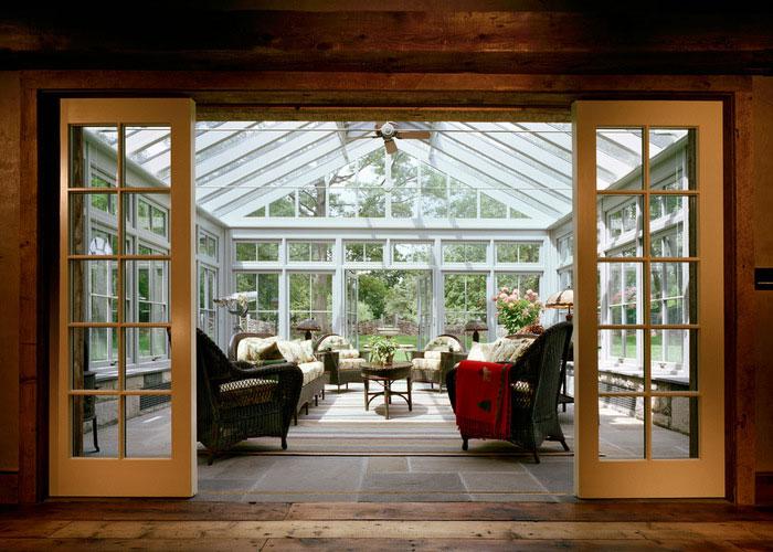 Douglas VanderHorn Architects barn conversion houzz (7)