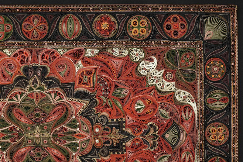 paper filigree quilling oriental rugs by lisa nilsson (2)