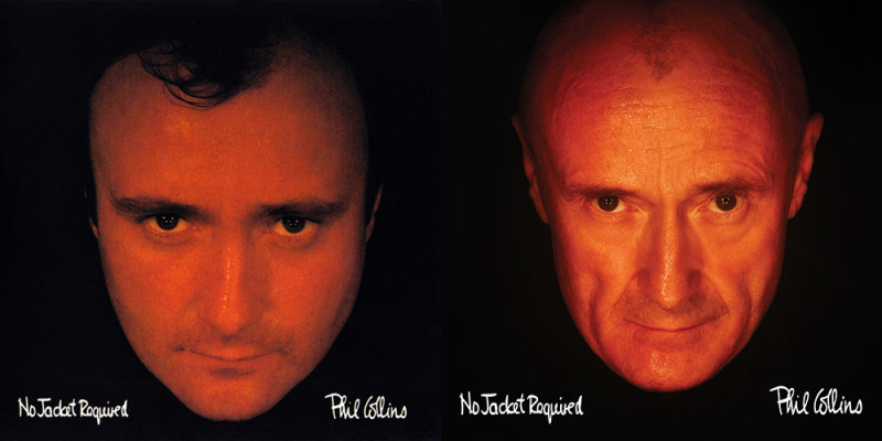 phil collins recreates album covers by patrick balls (6)