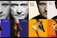 Phil Collins Recreates Original Album Covers for 2016 Reissues