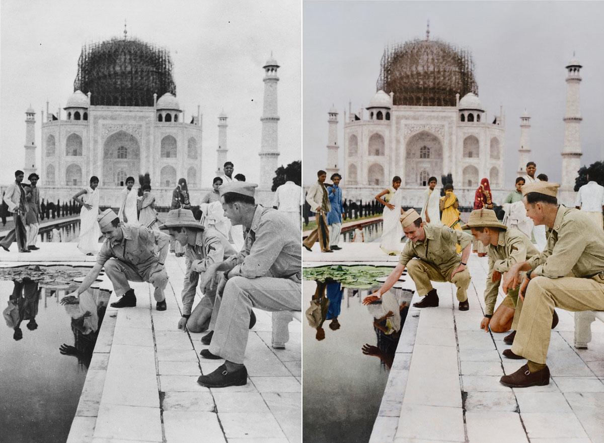 TPTM_09_Taj_Mahal_1942