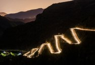 Picture of the Day: Long Exposure Rally Racing at Night