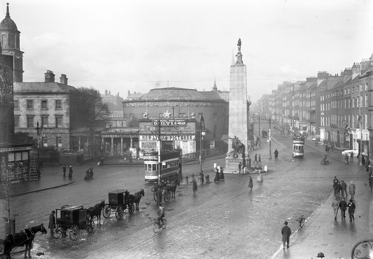 vintage High Res Photos of Dublin from 100 Years Ago (21)