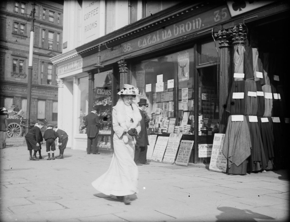 vintage High Res Photos of Dublin from 100 Years Ago (23)