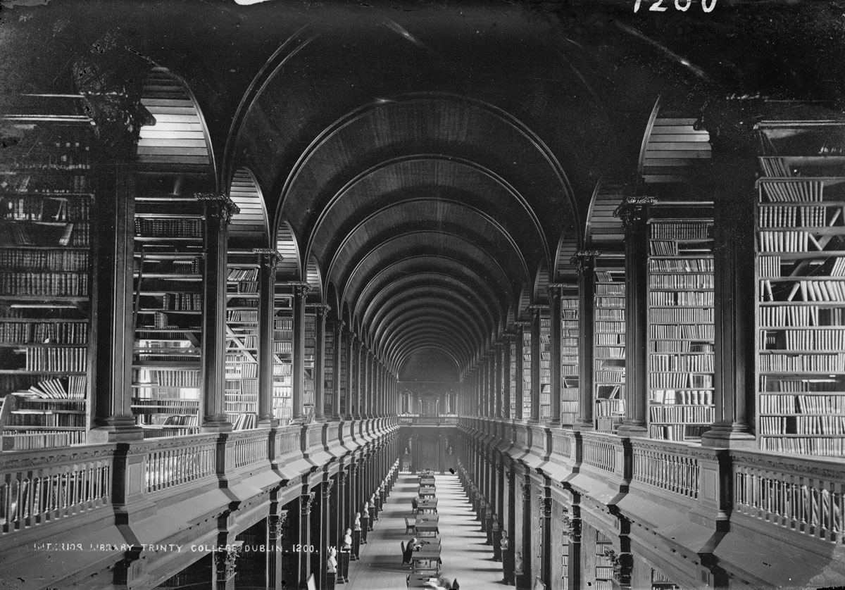 vintage High Res Photos of Dublin from 100 Years Ago (6)