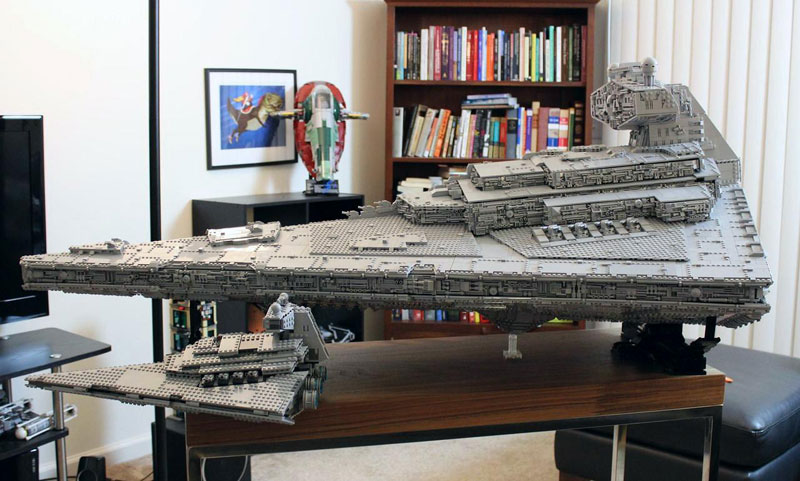 Guy Builds Amazing Lego Star Destroyer With Three-Level Interior (1)