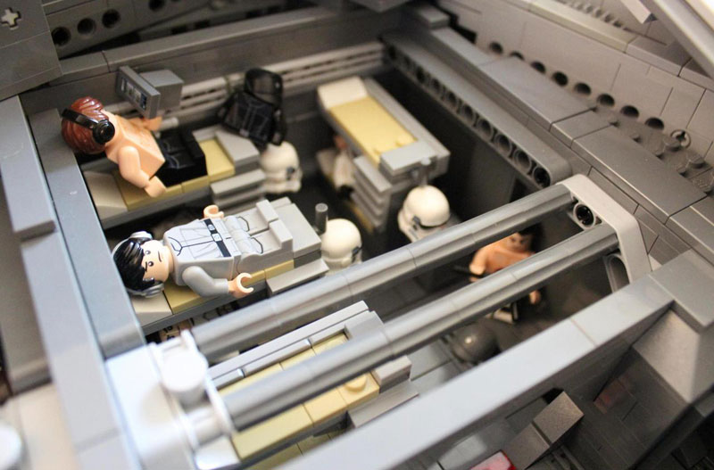 Guy Builds Amazing Lego Star Destroyer With Three-Level Interior (14)