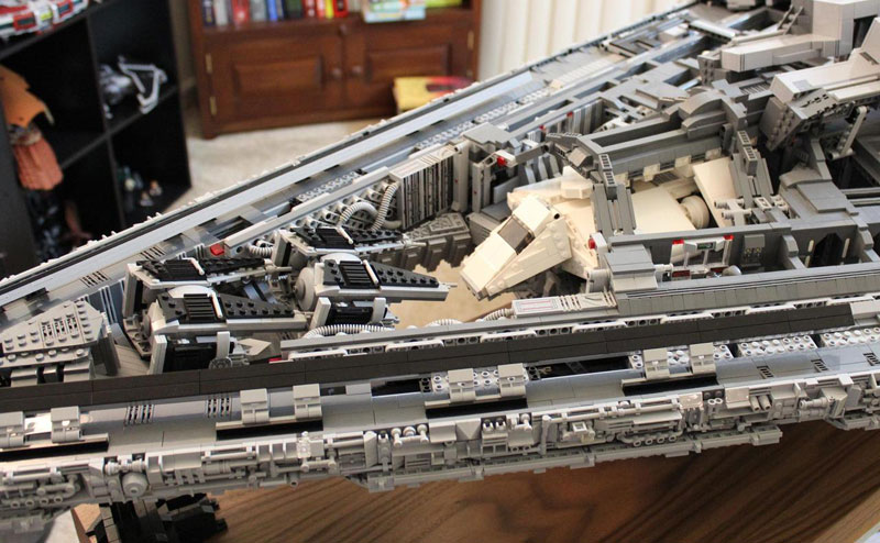 Guy Builds Amazing Lego Star Destroyer With Three-Level Interior (15)